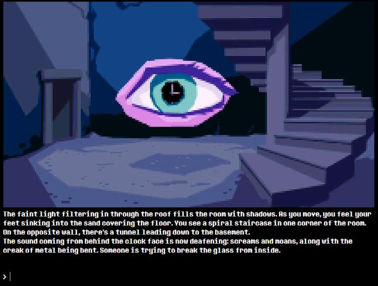Dead Synchronicity: The Longest Night (1)